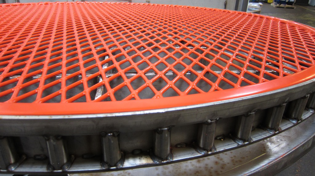 Coated Turntable Liner