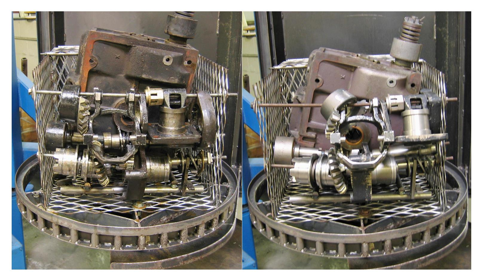 StingRay_Transmission_Parts_Before_After_Basket