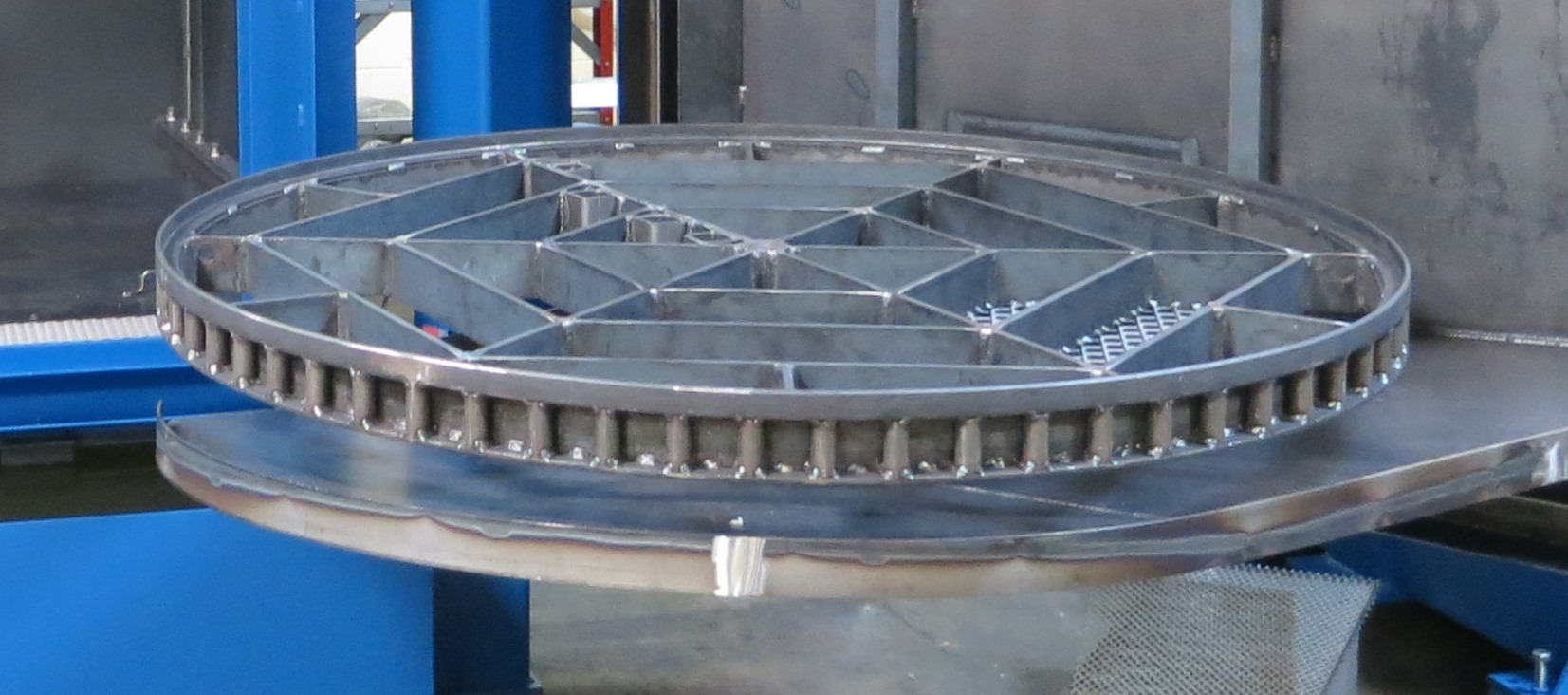 StingRay Parts Washer 52 Inch Turntable Industrial Sized