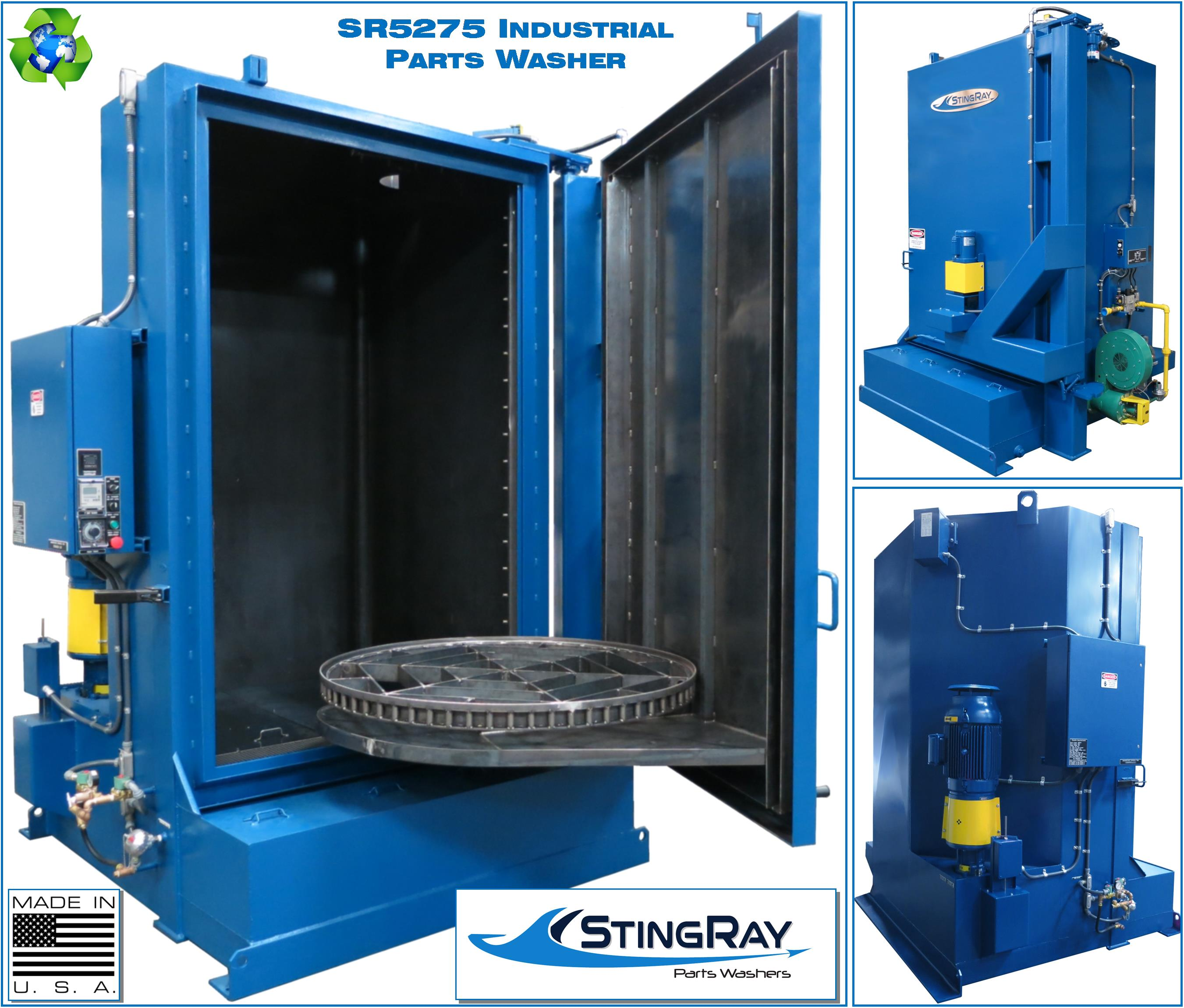 Heavy-Duty-Industrial-Parts-Washer-by-StingRay-SR5275