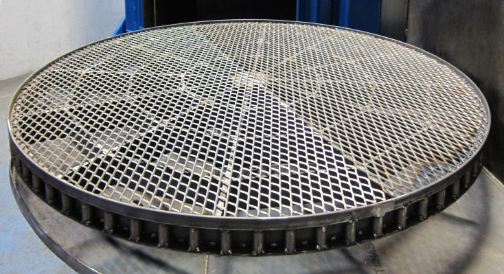 Stingray Parts Washer Turntable Liner