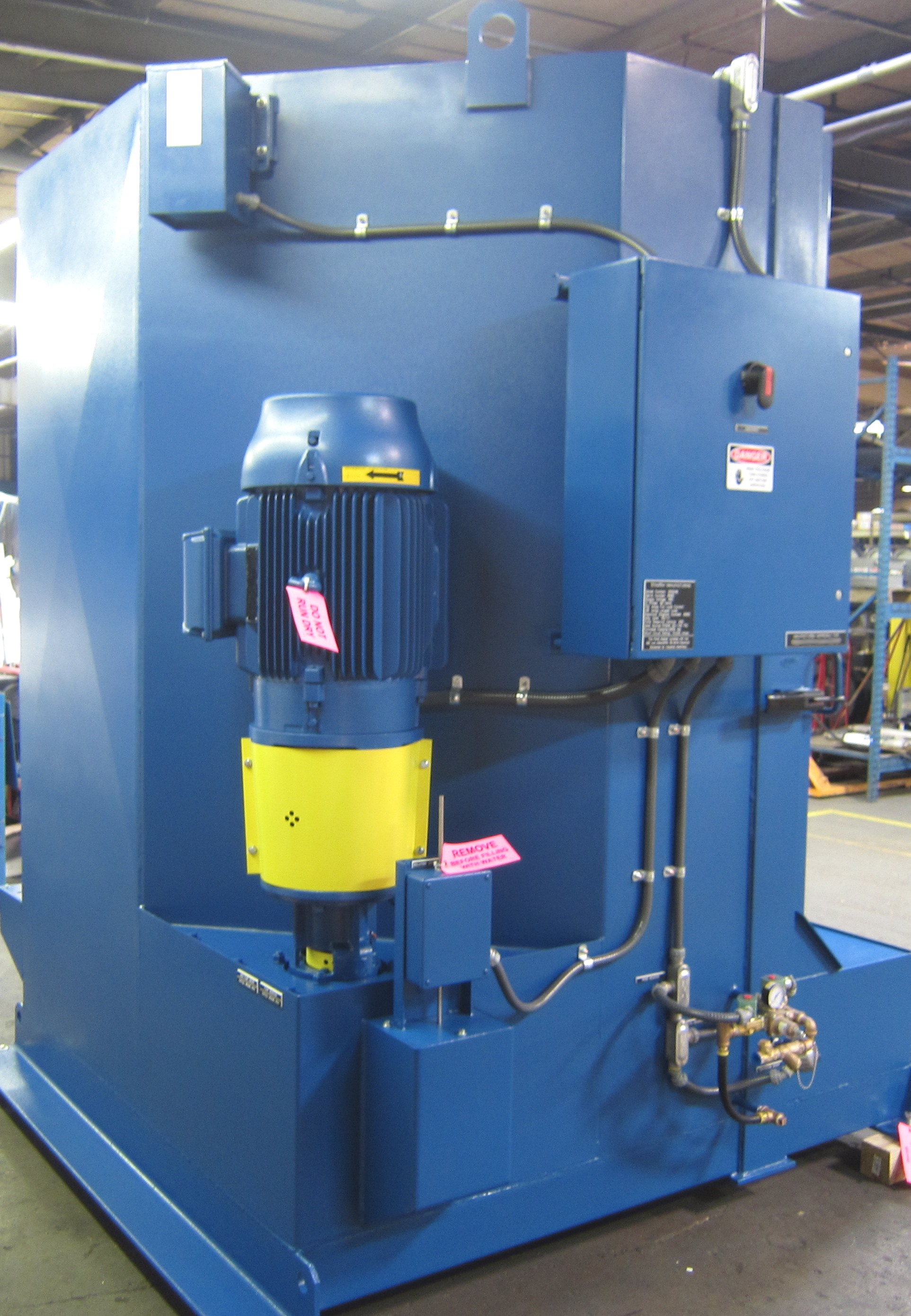 Heavy Duty StingRay Duplex Pump System
