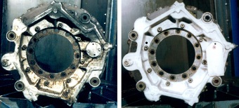 Aerospace Brake Cleaning
