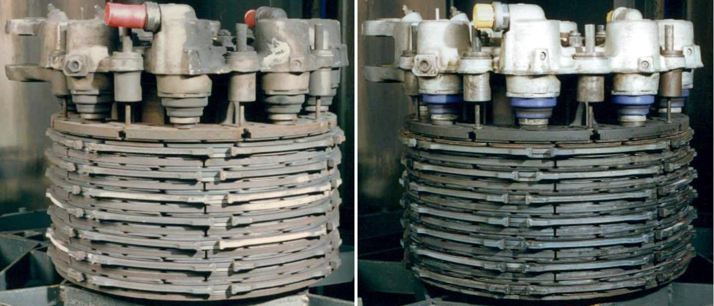 Stingray Parts Washer Aqueous Aircraft Brake Parts Washer