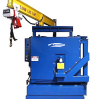 Parts Washer Jib Boom