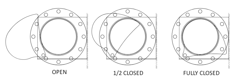 shutter-damper-drawing-for-StingRay-parts-washer