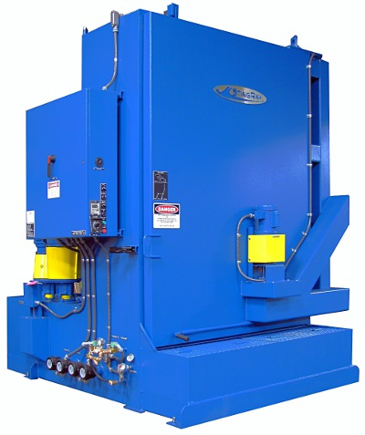 Industrial Parts Washer by StingRay Manufacturing