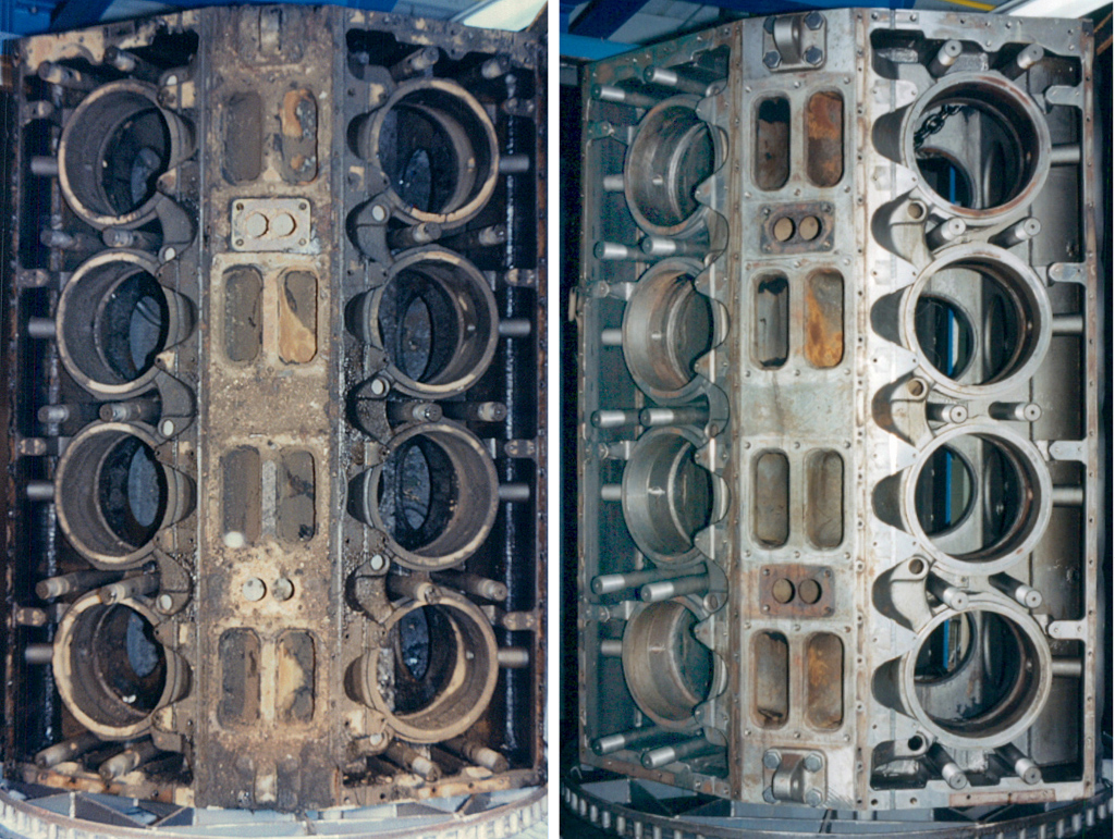 Stingray Parts Washer Diesel Amp Locomotive Parts Washers