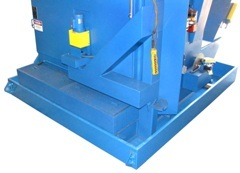 Parts Washer Chemical Spill Containment Pan