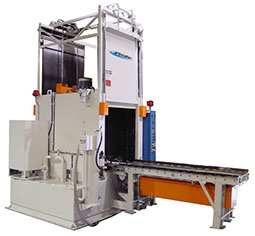 In-Line Lift Door Parts Washer