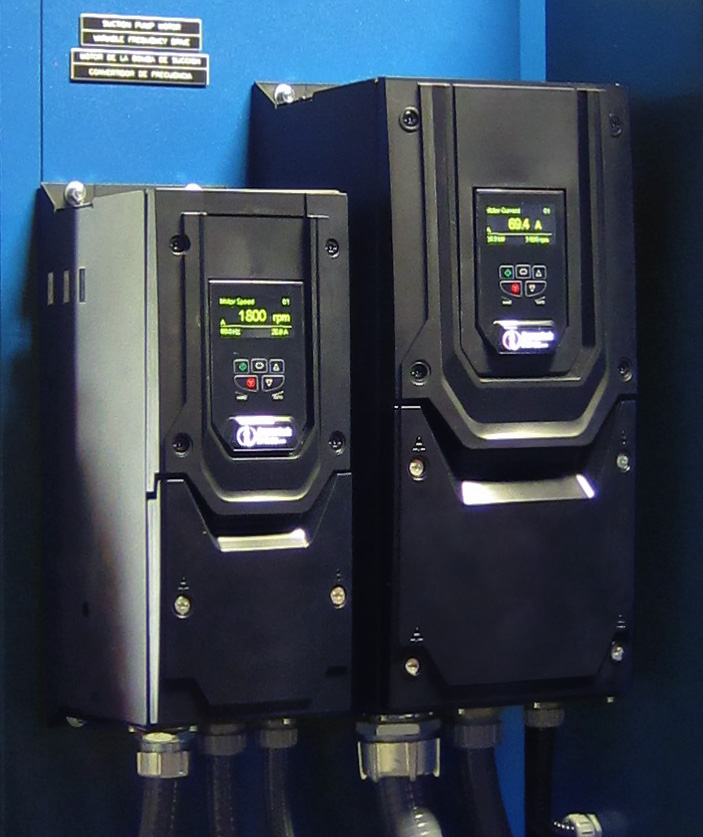 VFD Variable Speed Drive for 50Hz