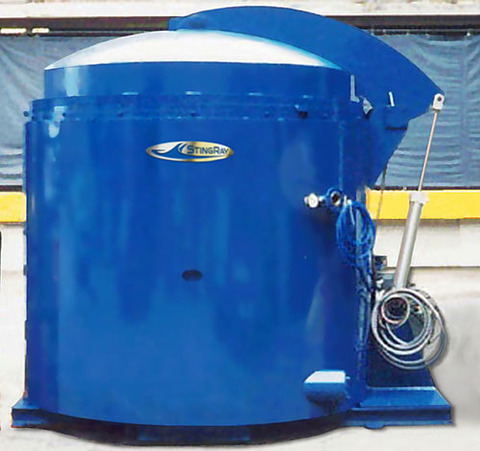 StingRay Vacuum Dryer for Parts Washers