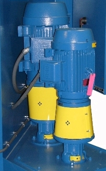 StingRay Industrial Pump Motors
